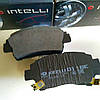 Колодки тормозные передние Geely MK/ Geely FC/ Geely SL/ BYD F3/ Lifan 620 Intelli