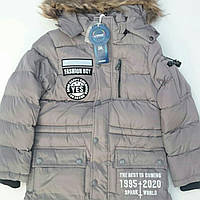 Куртка на мальчика удленённая подросток GRACE, фото 1