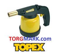 Лампа газовая паяльная TOPEX с пьезоподжигом