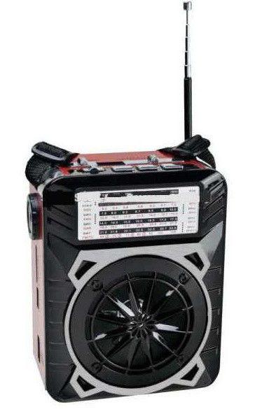 Радиоприёмник с МP3 Golon RX9122 + Фонарь