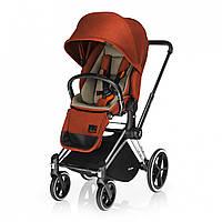 Cybex - Прогулочная коляска PRIAM LUX SEAT, цвет Autumn gold