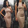 Платье сукня миди от производителя короткий рукав купить 42 44 46 48 50 52  р.