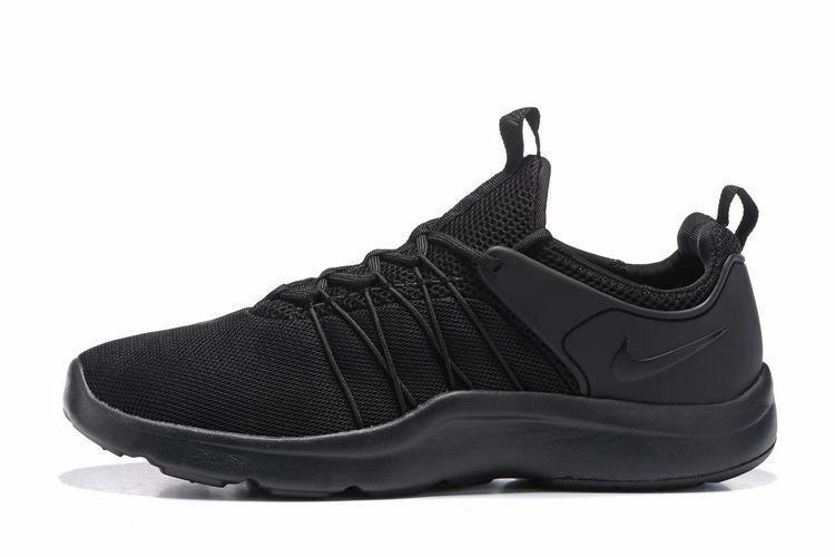 Мужские кроссовки Nike Air Presto Darwin Pure Black (Реплика ААА+)