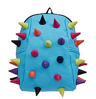 "Рюкзак ""Rex Half"", цвет Bringht Aqua Multi (ярко голубой мульти), MadPax"