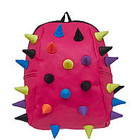 "Рюкзак ""Rex Half"", цвет Bringht Pink Multi (ярко розовый мульти), MadPax, фото 1"