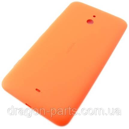 Задня кришка Nokia Lumia 1320 помаранчева оригінал , 8003293, фото 2