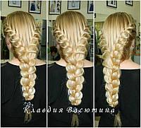 "Семинар - практикум ""Плетения и косы"""