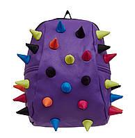 "Рюкзак ""Rex Half"", цвет Bringht Purple Multi (ярко фиолетовый мульти), MadPax"