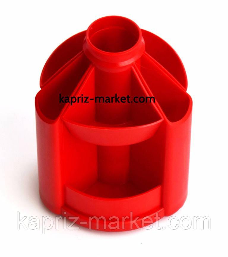 Підставка під ручки КВП В-23, червоний колір