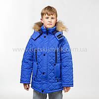 """Детская зимняя  куртка  для мальчика """" Оскар зима"""", фото 1"""