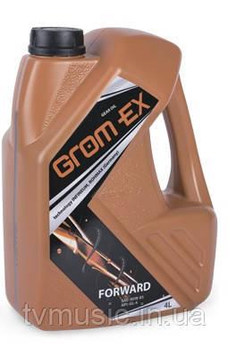 Трансмиссионное масло Grom Ex 80W85 Forward 4 литра