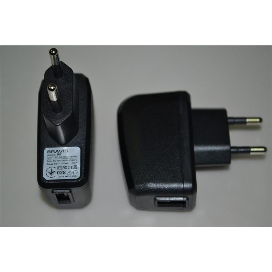 Bravis BIZ Charger USB Зарядное устройство АС 100-24