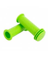 Грипсы Green Cycle GGR-196 102mm детские зеленые
