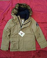 Куртка на мальчика  парка NATURE.