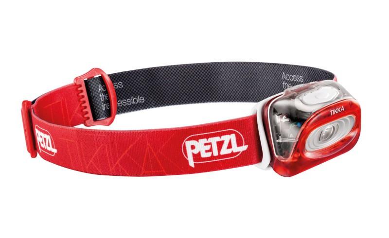 Фонарь налобный Petzl Tikka red (E93HMA)