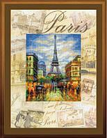 Набор для вышивания Риолис РТ-0018 Города мира. Париж