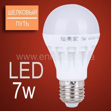 Лампы светодиодные LED E27