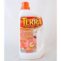Жидкость для мытья полов с камня и терракоты Terra 1л