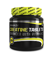 BioTech USA Creatine Tablets 200t