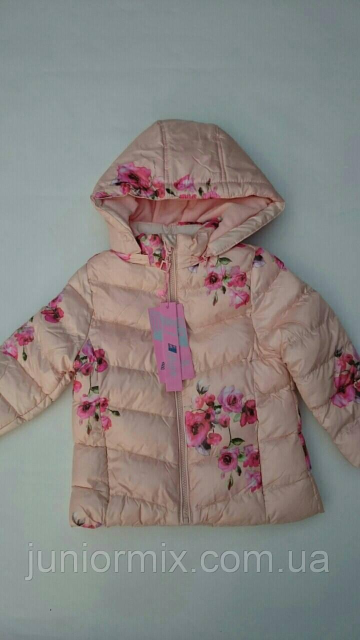 Куртка на девочку NATURE.