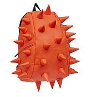 """Рюкзак """"Rex Full"""", колір Bright Orange (яскраво-оранжевий), MadPax, фото 1"""