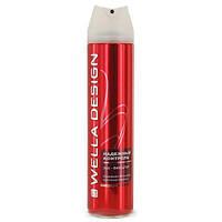 """Лак для волос Wella Design """"Надежный контроль"""", сильная фиксация, 250 мл"""