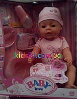 Пупс Беби Борн Baby Born функциональный с аксессуарами