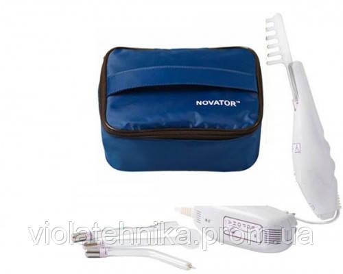Аппарат для дарсонвализации Корона-05 Новатор в сумке, фото 2