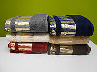 Полотенце бамбуковое банное, 70х140, плотность 600 гр/кв.м