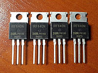 IRF640N - N-Channel Power MOSFET 200V 18A TO-220