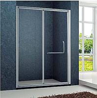 Душевая дверь Golston G-S8009, 1200x1900 мм,  прозрачное стекло
