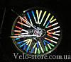 Отражатели на спицы велосипеда (светоотражающие трубки, 6 цветов), фото 3