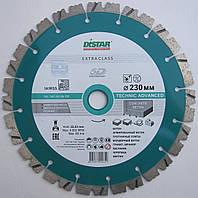 Алмазный диск для резки железобетона, гранита Distar Technic advanced  230x2,6/1,8x12x22,23-(16)