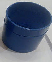 Стакан спидометра тахометра пластмасс  Ява синий (за 1 шт)