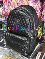 Рюкзак женский стёганный городской кожзам