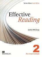 Effective Reading 2 Student's Book