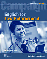 English For Law Enforcement Student's Book + CD