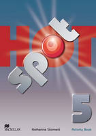 Hot Spot 5 Activity Book