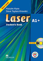 Laser A1+ Student's Book + CD Rom + MPO