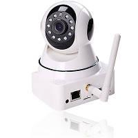 IP камера виденаблюдения S6205 с записью поворотная