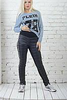 Женские теплые спортивные штаны