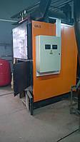 Твердотопливный котел с автоматизированной загрузкой топлива Игнис (Ignis)