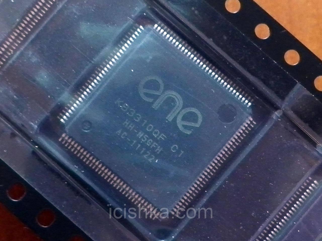 Контроллер клавиатуры ENE KB3310QF C1 LQFP-128