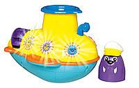 Tomy Игрушка для ванной Подводная лодка Bath See Under The Sea Submarine E72222