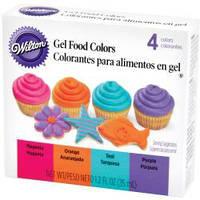 Набор гелиевых пищевых красителей Wilton Neon (70896124258)