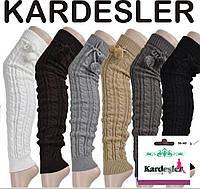 Гетры за колено Kardesler Турция ассорти ГЗ-1348