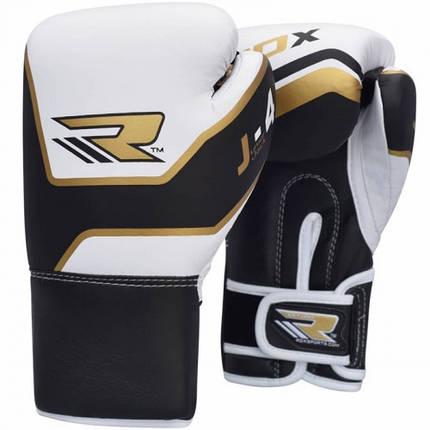 Детские боксерские перчатки RDX Gold Pro, фото 2