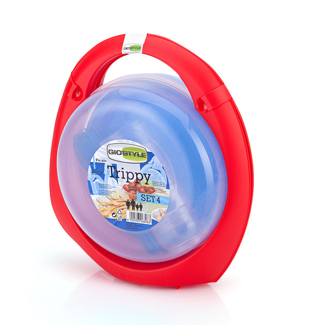 Набор посуды Тренд R4 Giostyle (4823082704170)