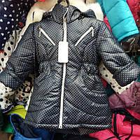 Детская куртка зимняя (рр.92-104)
