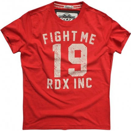 Футболка RDX T-shirt Fight Me S, фото 2